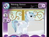 Shining Armor, Crystal Prince