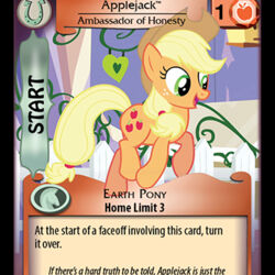 Mane Character Cards