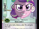 Queen Chrysalis, Changeling Pretender