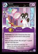 Raven, Event Organizer