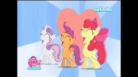 Italian Hearts Strong as Horses (Dentro Noi dei Cuori Grandi) with Lyrics - My Little Pony FiM S4