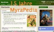 MyraPedia-15Jahre-Startseite
