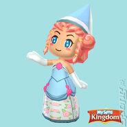 -MySims-Kingdom-Wii- Butter