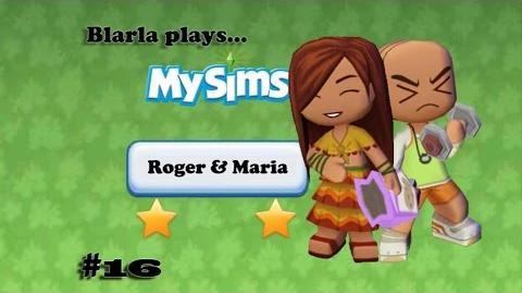 MySims (Episode 16 - Roger & Maria)