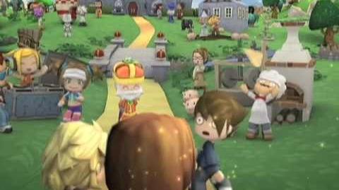 MySims Kingdom TV ad