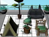 MySims Agents Furniture