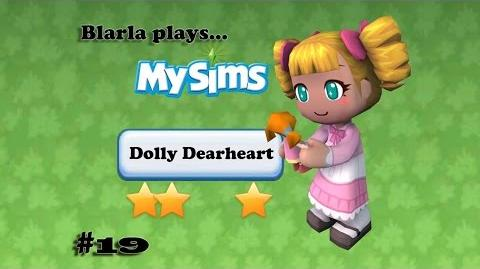 MySims (Episode 19 - Dolly Dearheart)