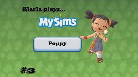 MySims (Episode 3 - Poppy)