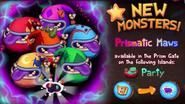Prismatic Maw Promotion