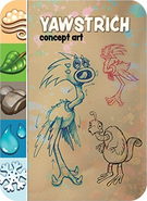 Yawstrich Concept Card