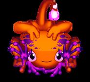 Orange Prismatic Congle