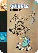 Quibble Concept Card