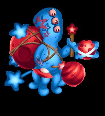 Prismatic (Blue)
