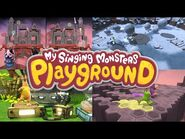 My Singing Monsters Playground (Announcement Trailer)