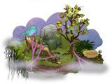 Mirror Plant Island