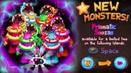 Prismatic Sooza Promotion