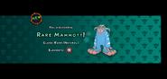 Rare Mammott Discovery Screen