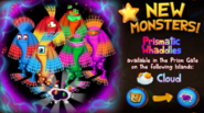 Prismatic Whaddle Promotion