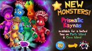 Prismatic Kayna promo