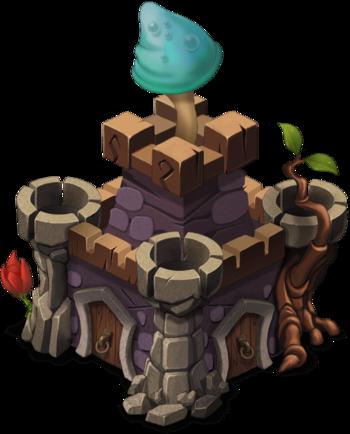 Spacious Castle