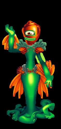 Prismatic (Green)