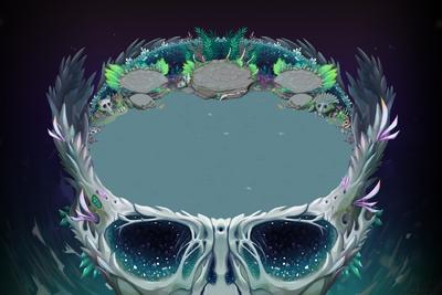 A bare Bone Island