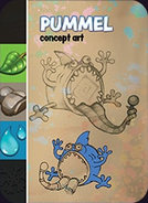 Pummel Concept Card