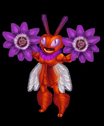 Prismatic (Orange)