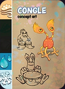 Congle Concept Card