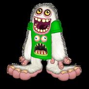 Mammott (Fandemonium Duds)