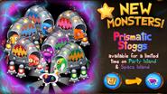 Prismatic Stogg promo
