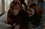 Sharon and Angela