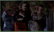 S1E09 Sharon and Danielle trick-or-treating