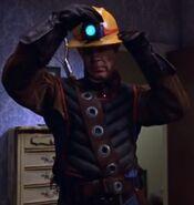 Shoveler's original uniform