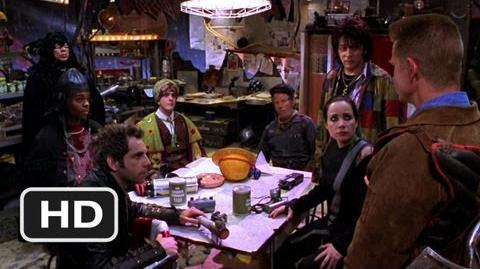 Mystery Men (9 10) Movie CLIP - Rallying the Team (1999) HD-0