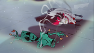 She dead (maybe)