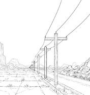 HighwayLineart