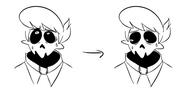 Lewis sweat drawing