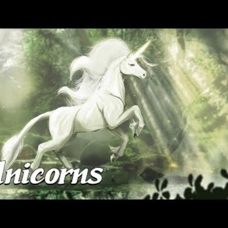 The History of Unicorns (Mysterious Legends & Creatures -7)