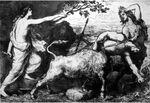 Gefion and King Gylphi