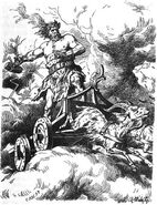 Thor by Johannes Gehrts