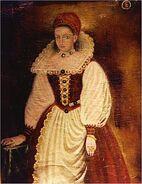 Báthory Erzsébet Portrait