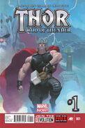 Thor-God of Thunder 1