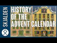 History of the Advent Calendar - Yule Calendar