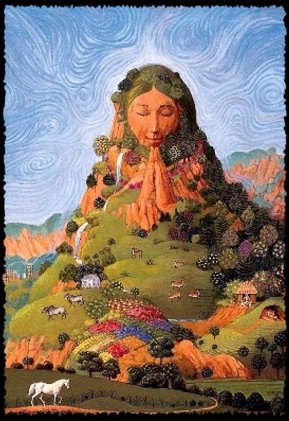 Earth deity