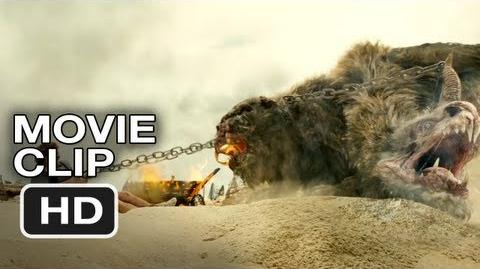 Wrath of the Titans 3 Movie CLIP - What Are You Waiting For? (2012) HD