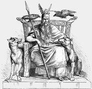 Óðinn (Manual of Mythology)