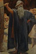 Odin in der Halle Wolsungs by Emil Doepler