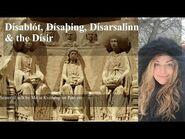 Dísablót, Dísaþing, Dísarsalinn & the Dísir - Seasonal Talk Spring Eqinox 2021