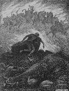 The Death of Þórr (1929) by Louis Moe